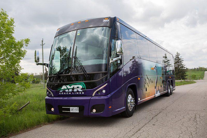 Fleet - Ayr Coach Lines